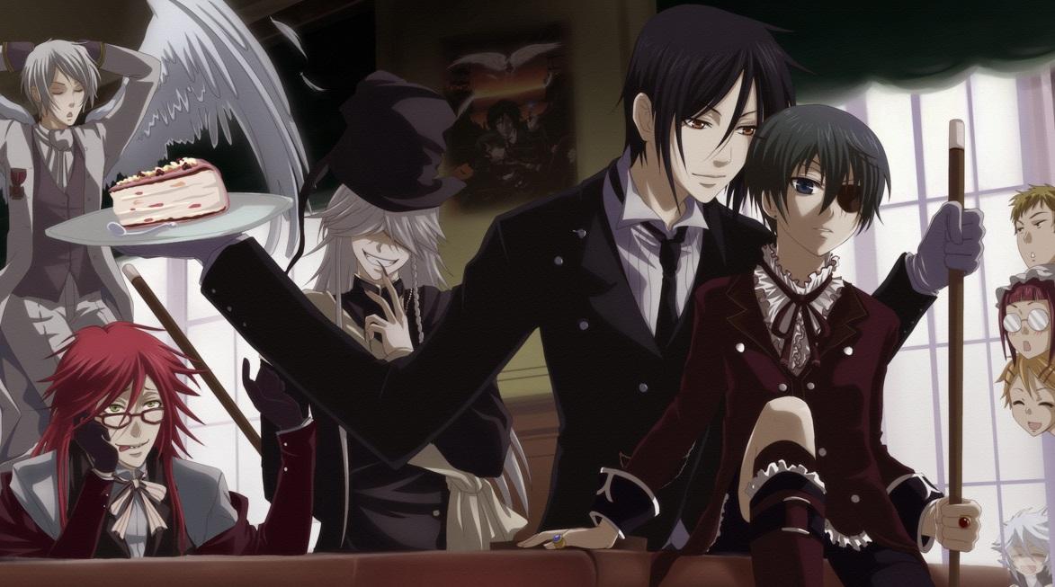 Black Butler (Kuroshitsuji) characters