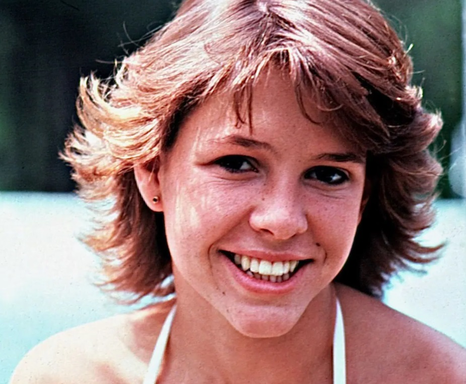 Kristy McNichol, the 80's teen idol.